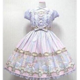 Angelic Pretty - Angelicpretty day dream carnivalワンピースセット