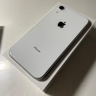 Apple - 【本日発送】【美品】【即購入ok!】iPhone XR 64GB simフリー