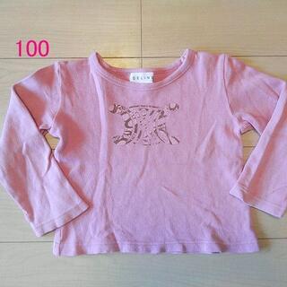 celine - セリーヌ 100 長袖 トップス ピンク