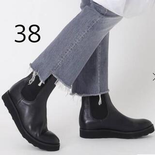 アパルトモンドゥーズィエムクラス(L'Appartement DEUXIEME CLASSE)の新品☆ Deuxieme Classe CAMINANDO BOOTS 38(ブーツ)