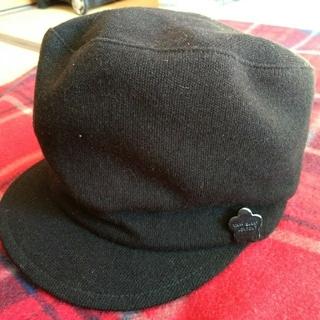 マリークワント(MARY QUANT)のMary quant マリー・クヮント hat(キャスケット)