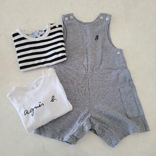 agnes b. - アニエスベー agnes b. Tシャツ ロンT ロンパース