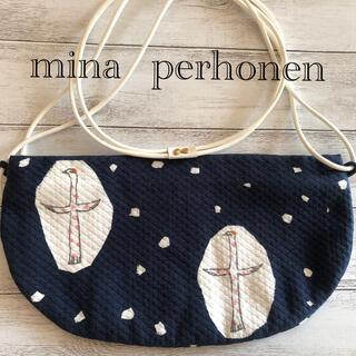 mina perhonen - ミナペルホネン mina perhonen coupe bag