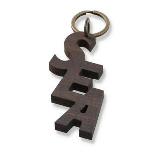 SEA - S_E_A Wood Key Holder / EBONY (AC-114)