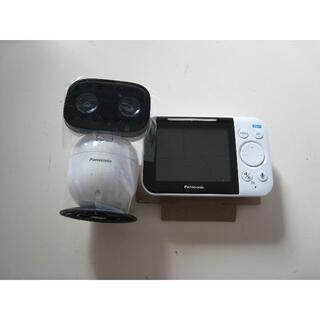 Panasonic - Panasonic製ベビーモニターです。(ペット用としても使用できます)