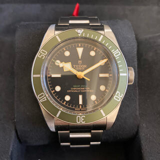 Tudor - 【20年9月購入美品】Tudor BlackBay Green 79230G