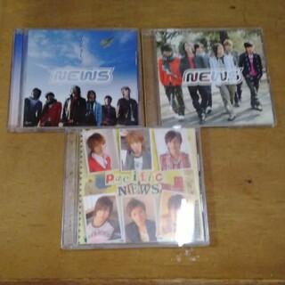 NEWS CD セット(アイドルグッズ)