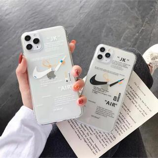 NIKEのロゴプリント iPhoneケース iPhone12pro max
