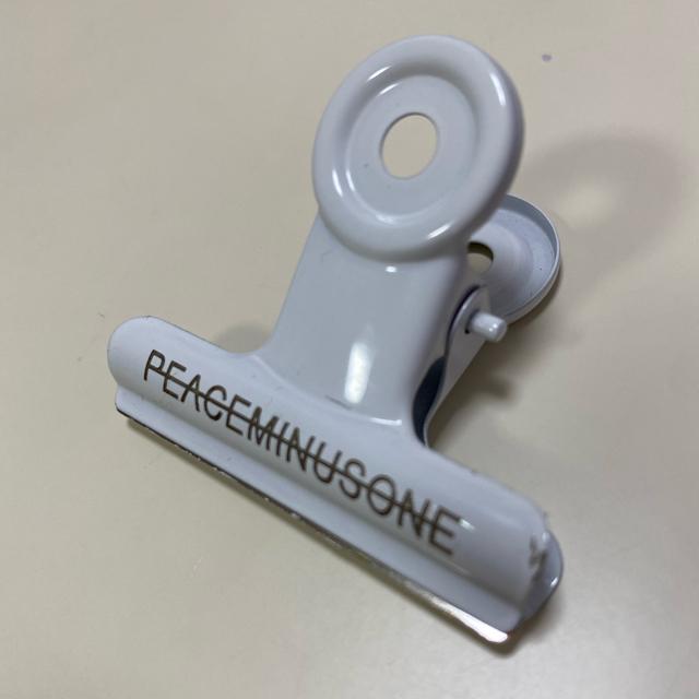 PEACEMINUSONE(ピースマイナスワン)のピースマイナスワン  クリップ peaceminusone  メンズのアクセサリー(その他)の商品写真
