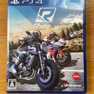 PlayStation4 - ps4ソフト RIDE