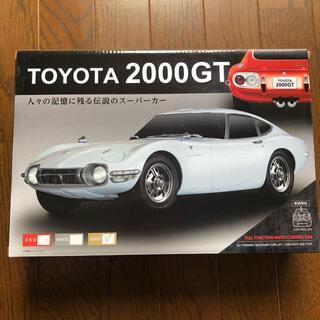 トヨタ(トヨタ)のラジコン 2000GT(ホビーラジコン)