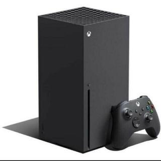 エックスボックス(Xbox)のXbox Series X 本体 新品未使用 最安値(家庭用ゲーム機本体)