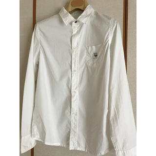 ディーゼル(DIESEL)のdiesel 白シャツ 美品(その他)