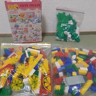 コクヨ(コクヨ)のブロックセット ダイアブロック ラキュー アイクリップ(知育玩具)