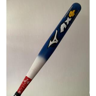 ミズノ(MIZUNO)のミズノ AX4 ソフトボール3号バット 爆飛トップバランス 北京五輪モデル美品(バット)