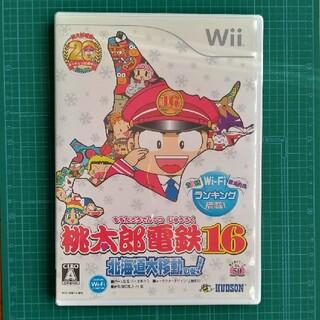 桃太郎電鉄16 北海道大移動の巻! Wii