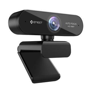 ウェブカメラ eMeet NOVA 自動フォーカス HD10 R5112(その他)