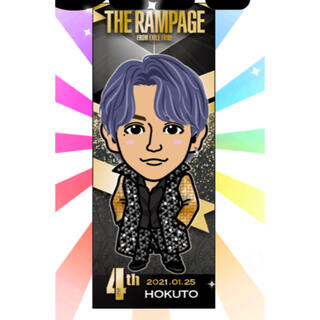 THE RAMPAGE - 吉野北人 千社札