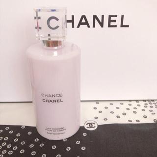 CHANEL - CHANELチャンスボディモイスチャー