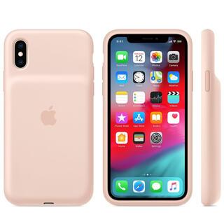アップル(Apple)のApple純正 iPhoneX.XS スマートバッテリーケース(iPhoneケース)