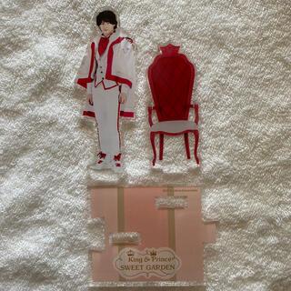 Johnny's - King&Prince   平野紫耀さん アクリルジオラマ アクリルスタンド
