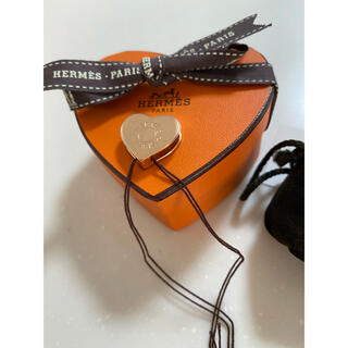Hermes - ◆希少品◆ 2021春夏新作 エルメス ハートツイリーリング ローズゴールド