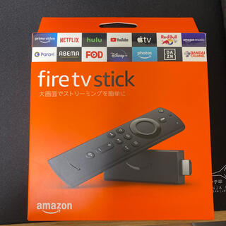 新品 Amazon Fire TV Stick Alexa対応音声認識リモコン付