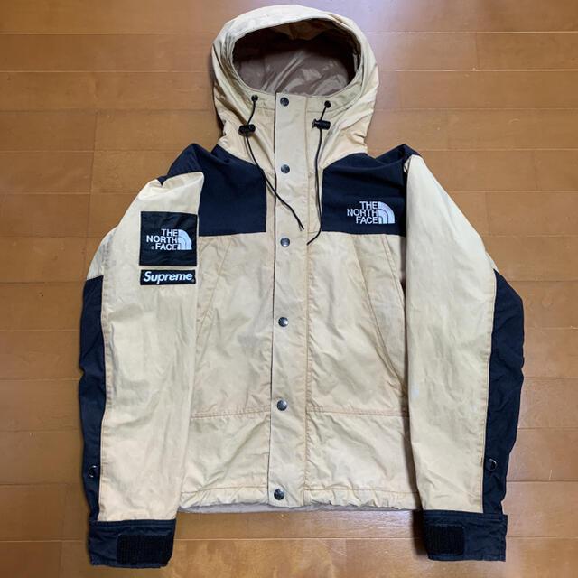 Supreme(シュプリーム)のSupreme TNF Waxed Cotton Parka メンズのジャケット/アウター(マウンテンパーカー)の商品写真