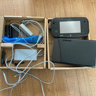 Wii U - wiiU本体 黒 32GB