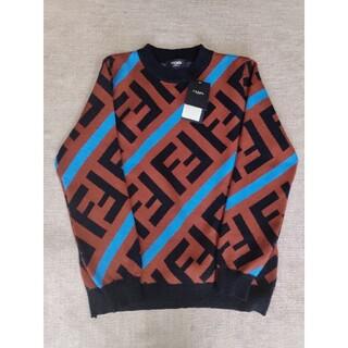FENDI - 美品 FENDIフェンディ セーター ニット  M