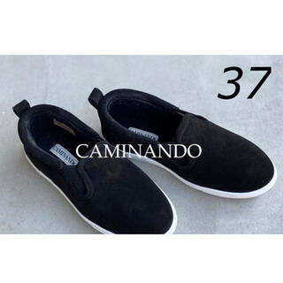 L'Appartement DEUXIEME CLASSE - アパルトモン  CAMINANDO Mouton Sneakers