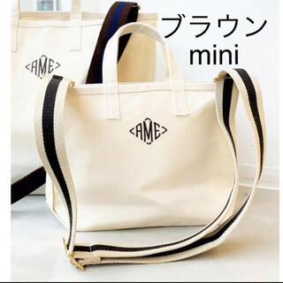 L'Appartement DEUXIEME CLASSE - L'Appartement アメリカーナ AME Tote Bag Mini