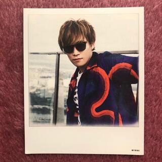 キスマイフットツー(Kis-My-Ft2)の「FREE HUGS!」ツアー会場特典【千賀健永】(アイドルグッズ)