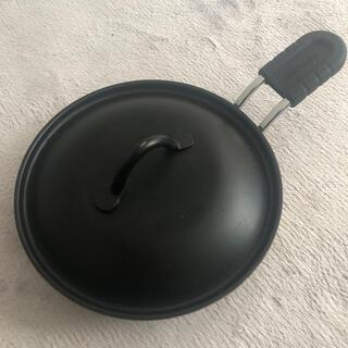 ユニフレーム(UNIFLAME)のちびパン リッド シリコンハンドルセット(調理器具)