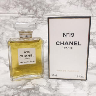 CHANEL - 新品 CHANEL  シャネル N°19 オードゥパルファム 50ml