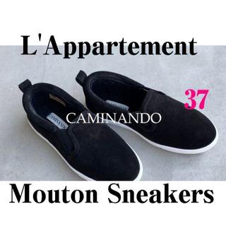 アパルトモンドゥーズィエムクラス(L'Appartement DEUXIEME CLASSE)のL'Appartement CAMINANDO Mouton Sneakers (スリッポン/モカシン)