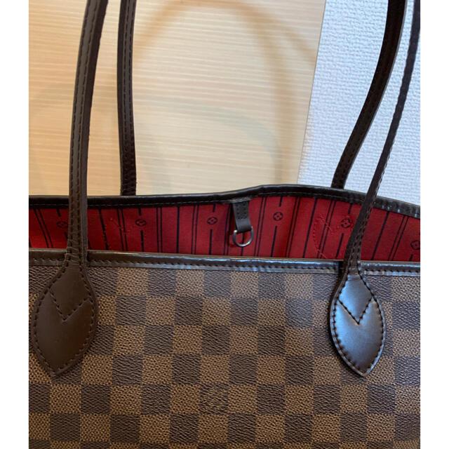 LOUIS VUITTON(ルイヴィトン)の週末お値下げ◆ルイヴィトン ネヴァーフルMM ダミエ トートバッグ    レディースのバッグ(トートバッグ)の商品写真