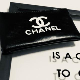 CHANEL - 3%offクーポン有❗️シャネル CHANEL ノベルティ コインケース