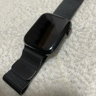 Apple - apple watch 4  cellularモデル 44mm ステンレス