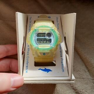 ベビージー(Baby-G)のCASIO Baby-G イルクジ1998年モデル(腕時計(デジタル))