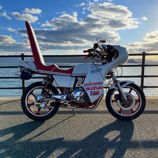 スズキ - gsx400e ザリ