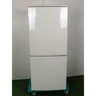 地域限定送料無料 美品 SHARP 137L 冷蔵庫 2011041301(冷蔵庫)