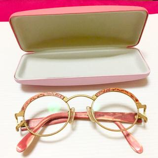 アメリヴィンテージ(Ameri VINTAGE)の【silhouette】 シルエット ヴィンテージ メガネ オーストラリア製(サングラス/メガネ)