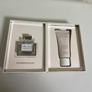 Christian Dior - ミスディオールのディスカバリーキット