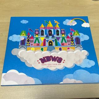 ジャニーズ(Johnny's)のNEWS LIVE TOUR 2012 〜美しい恋にするよ〜 DVD 初回盤(アイドル)