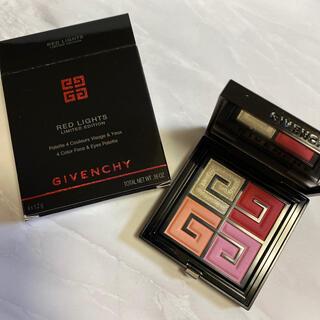 GIVENCHY - 新品未使用 レッドライトパレット