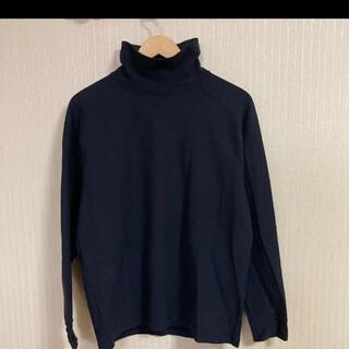 イッティービッティー(ITTY BITTY)のitty bitty  タートルネック テック系ロンT (Tシャツ/カットソー(七分/長袖))