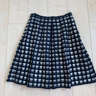 ANAYI - ANAYI アナイ  チェック スカート