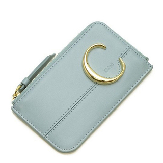 クロエ(Chloe)のchloe cロゴ フラグメントケース(財布)