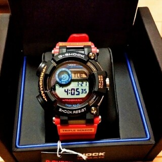 G-SHOCK - GWF-D1000ARR-1JR CASIO G-SHOCK FROGMAN